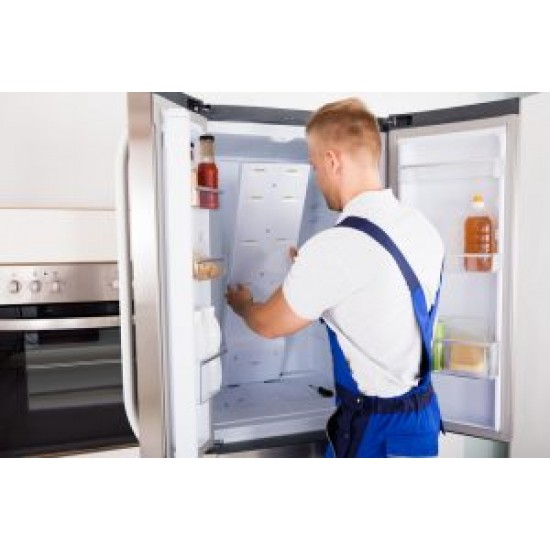 Αποσυναρμολόγηση πορτών ψυγείου