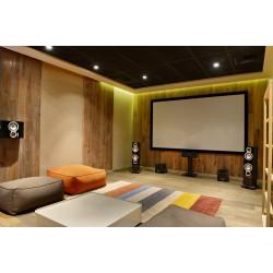 Μελέτη χώρου για home cinema - κεραίες