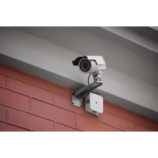 Εγκατάσταση συστήματος CCTV